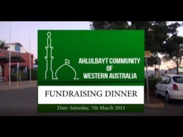 Fundraising Diner 1