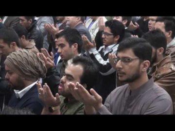 EID AL-FITR pray in Perth,2016
